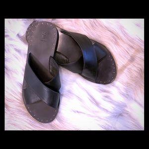 Frye Ally Criss Cross Sandal